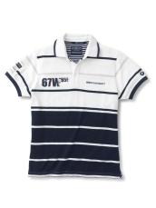 Koszulka polo męska BMW Yachting