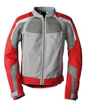 Męska kurtka AirFlow, gray/red
