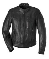 Męska skórzana kurtka Black Leather