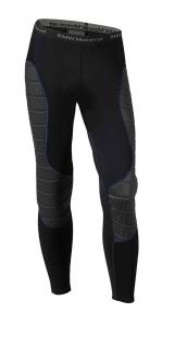 Spodnie kombinezonu PCM, uniseks, Black