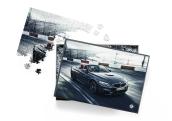 BMW układanka puzzle
