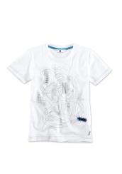 Koszulka interaktywna BMW i, dziecięca