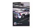 Tabliczka blaszana BMW Motorsport Heritage