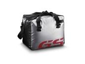 Functional inner bag for aluminium pannier, left