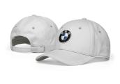 Czapka BMW Logo Cap, szara