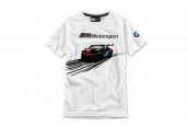 Koszulka dziecięca BMW M Motorsport