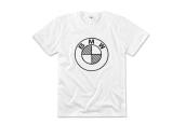 BMW T-Shirt z logo, uniwersalny