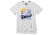 Męska koszulka BMW Classic