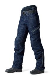 Unikeks spodnie City Denim, Indigo