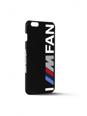 Phone cover for Samsung Galaxy S4 BMW Motorsport I///M FAN
