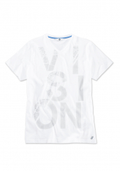 BMW i T-Shirt with Vision Print, men.