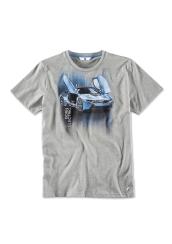 BMW i T-Shirt with i8 print, men