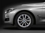 Wheel with winter tyre Pirelli W210 Sottozero S2 Run Flat  225/55R17 97H