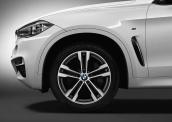 Wheel with winter tyre Pirelli Scorpion Ice+Snow Run Flat  315/35R20 110V XL