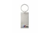 BMW M Stainless Steel Key Ring Pendant