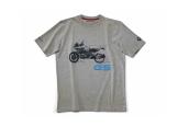 R1200 GS T-shirt, unisex