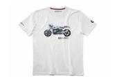 R NINET Racer T-shirt, unisex