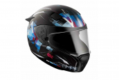 Helmet Race Black Matrix