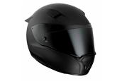 Helmet Race Black Matt