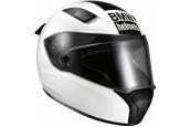 Helmet Race White
