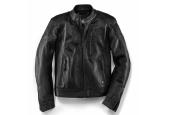 Jacket BlackLeather men's