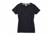 BMW  Ladie's T-shirt, dark blue