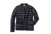 BMW Ladie's Soft Down Jacket, dark blue