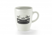 BMW Heritage cup BMW M1 white,  280 ml