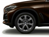 Wheel with winter tyre Bridgestone Blizzak LM-001 RFT  275/45R20 110V XL