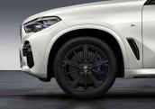 Wheel with winter tyre Michelin Pilot Alpin 5SUV  ZP  275/45R20 110V XL