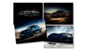 BMW M poster set