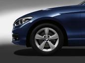16' compl. summer wheels set: light alloy rims, RDC sensor, tires Pirelli Cinturato P7 RF