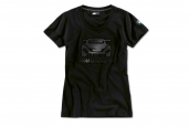BMW M Motorsport Ladies T-Shirt with Grafic