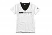 BMW M Motorsport Ladies T-shirt with logo
