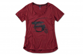 BMW M LOGO LADIES T-SHIRT