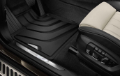 Floor mats, all-weather, front X5(F15), X6 (F16)