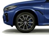 Wheel with winter tyre Michelin Pilot Alpin 5 SUV  ZP  275/45R20 110V XL