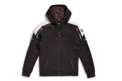 Motorsport hooded jacket, unisex