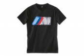 BMW M logo t-shirt men