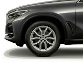 Wheel with winter tyre Michelin Pilot Alpin 5 SUV  ZP  265/50R19 110H XL