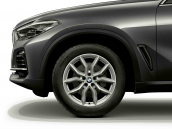 Wheel with winter tyre Nokian HKPL R3 SUV  FRT Soft compound 265/50R19 110R XL