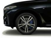 Wheel with winter tyre Pirelli Scorpion Winter Run Flat  285/45R21 113V XL