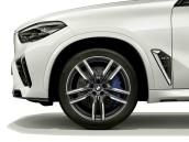 Wheel rear with winter tyre Michelin Pilot Alpin 5 SUV  ZP  295/35R21 107V XL