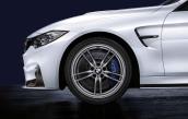 Wheel rear with winter tyre Michelin Pilot Alpin 4   235/35R19 91V XL