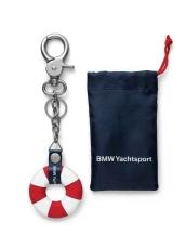 BMW Yachtsport key chain, life preserv.