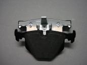 Repair kit, brake pads asbestos-free
